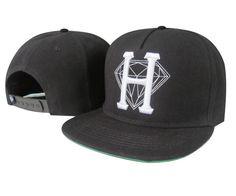 Diamond Supply Snapback Hats Cap Black 1683! Only $8.90USD