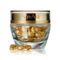Intensively nourishing single application capsules for the face, neck and décolleté. Powered by a unique blend of six nutrient-rich natural oils, which replenish the skin to revive its softness, smoothness and radiance. Suitable for all women. Consumer tested. Price £31.00 To buy go to http://beautystore.oriflame.uk