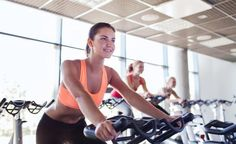 Stationary cycling has a lot going for it. Let's take a look at the top ten exercise bike benefits that will make you want to ride that bike! Fitness Tips, Fitness Motivation, Health Fitness, Stationary Bike Benefits, Loose Weight, Excercise, Personal Trainer, Trainers, Spin Bikes