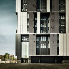 dynamic high rise facade - Google 搜尋