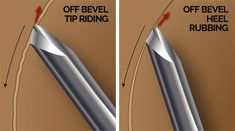 Riding The Bevel Off Bevel Issues