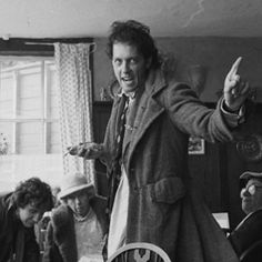Unseen images of cult classic Withnail And I Cinema Quotes, Film Quotes, Withnail And I, Paul Mcgann, The Iron Lady, Unseen Images, The Age Of Innocence, British Comedy, On Set