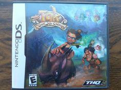 Tak: The Great Juju Challenge Nintendo DS Complete Video Game + Case Nickelodeon http://r.ebay.com/HxgSar @eBay #nds #nintendods #nintendo