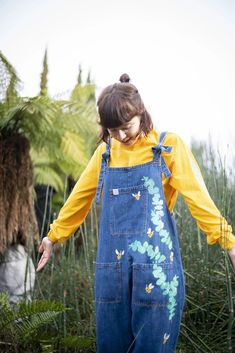 Get 'Atlas' organic denim dungarees in our original cut with tapered ankles and tie straps. Made from organic cotton a sustainable fabric. Sustainable Fabrics, Sustainable Fashion, Denim Dungarees, Overalls, Ethical Clothing, Slow Fashion, Diy Fashion, Retro, African Fashion