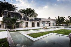 Hacienda Niop  / AS arquitectura + R79