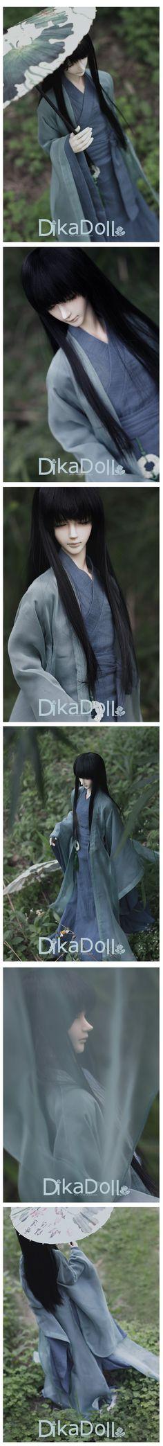 LiuZi, 73cm Dika Doll - BJD Dolls, Accessories - Alice's Collections
