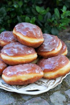 Baked Donuts, Polish Recipes, Pumpkin Cheesecake, Pretzel Bites, No Cook Meals, Food And Drink, Cooking Recipes, Tasty, Bread