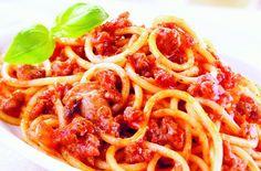 Eredeti bolognai szósz, Olasz módra