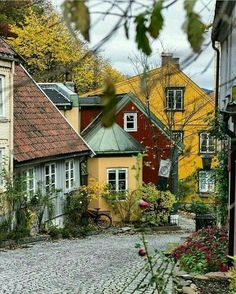 Oslo, Norway. - CozyPlaces Norway Wallpaper, The Places Youll Go, Places To Visit, Norway Oslo, Norway Bergen, Norway Travel, Fjord, Education Architecture, Celebrity Travel