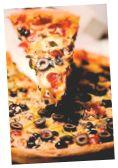 Joey's PIzza Marco Island - great NY style pizza