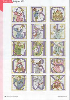 Gallery.ru / Фото #53 - The world of cross stitching 152 - tymannost