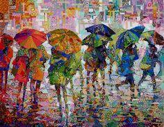 Rain II- Danny Amazonas