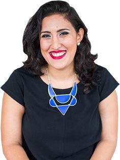 Business coach Yasmine Khater