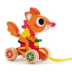 Scouic the Fox