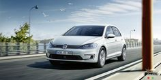 All-new #Volkswagen e-Golf coming to Canada for real | Car News | Auto123