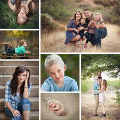 Las Vegas Portrait Photographer Lisa Holloway of LJHolloway Photography photographs her clients and family in the area surrounding Las Vegas.