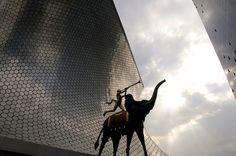 Museo Soumaya, Mexico, DF