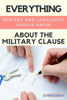 Everything Renters and Landlords Should Know About the SCRA and the Military Clause Military Marriage, Military Girlfriend, Military Love, Military Families, Military Service, Airforce Wife, Usmc, Marines, Army Reserve