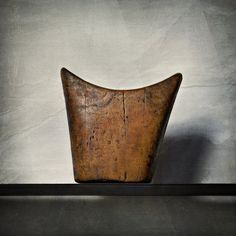 Ethiopian Headrest by Robert Moran.