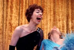 Carol Burnett & Julie Andrews at Carnegie Hall 1962 This is the best thing I've ever seen. Ever.