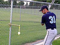 Slugmaster Baseball Hitting and Batting Equipment, Baseball Training Aids