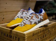 "Bodega x Reebok Classic Leather ""U.S.B.D.G.A."" - SneakerNews.com"