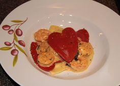 Pasta mit Garnelen-Sahne-Soße, ein leckeres Rezept aus der Kategorie Kochen. Bewertungen: 10. Durchschnitt: Ø 4,3.