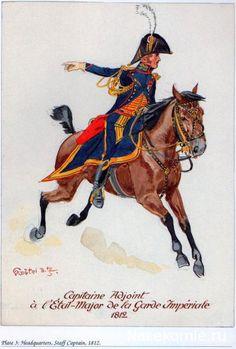 Primo capitano dello stato maggiore