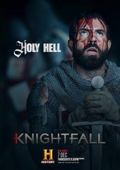 Сериал Падение Ордена (Knightfall) | History Channel | thevideo.one - смотреть онлайн Knights Templar Movie, Simon Merrells, Upcoming Movies, Movies Showing, Movies And Tv Shows, Best Tv Shows, Tracks Movie, Tv Series 2017, Addicted Series