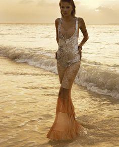 Can I be a real life mermaid? Ok good.