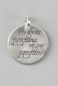 For the sunshine in your life