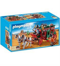 Playmobil 4399-LA DILIGENCE . En soldes ! http://www.playboutik.com/achat-4399-la-diligence-386927.html