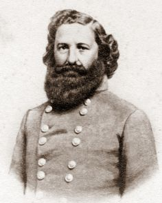 CAS - Lafayette McLaws (January 15, 1821 – July 24, 1897) was a United States Army officer and a Confederate general in the American Civil War. He served at Antietam and Fredericksburg, where Robert E. Lee praised his defense of Marye's Heights, and at Gettysburg, where his division made successful assaults through the Peach Orchard and Wheatfield, but was unable to dislodge Union forces from Cemetery Ridge. USMA Class of 1842