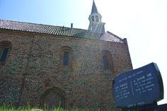 Kerkje in Oldenzijl