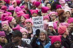 Was the Women's March just another display of white privilege? Some think so.