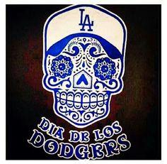 Dia de Los Dodgers!
