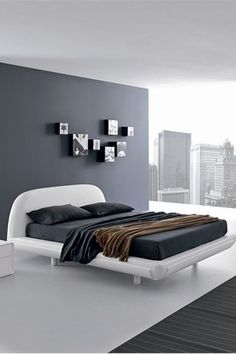 1000 images about minimalist bedroom on pinterest for Black and white minimalist bedroom