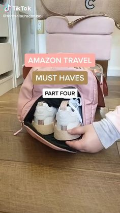 Best Amazon Buys, Best Amazon Products, Travel Bag Essentials, Packing Tips For Travel, Amazon Essentials, Road Trip Packing, Travel Hacks, Amazing Life Hacks, Useful Life Hacks