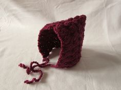 VERY EASY crochet winter pixie hat tutorial - all sizes