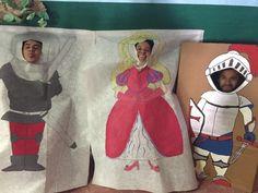 Princesa y Caballeros EBDV 2015 Linaje Real Templo Monte Horeb Cd. Juarez