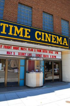 Awesome local theater right on Main!!     Downtown Oshkosh - Main Street - Samantha Teal by Oshkosh BID, via Flickr
