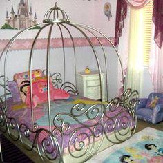 鳥かごのようなベッドの画像をどこかでみた気がしたんです…この間姪に、そんなベッド... - 教えて! 住まいの先生 - Yahoo!不動産