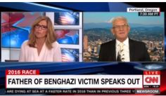 Benghazi Victim's Dad: Clinton 'Called Benghazi Victims' Families Liars – Should She Apologize for That?'
