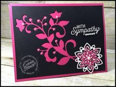 Flourishing Phrases Bundle - 2 for 1 card - www.SimplySimpleStamping.com - look for the June 8, 2016 blog post