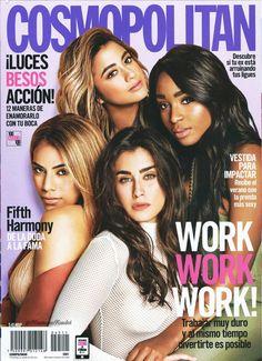 Fifth Harmony for Cosmopolitan.