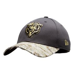 742e5a6ac95580 Chicago Bears 2016 Salute to Service Flex Fit Hat by New Era #Chicago #Bears