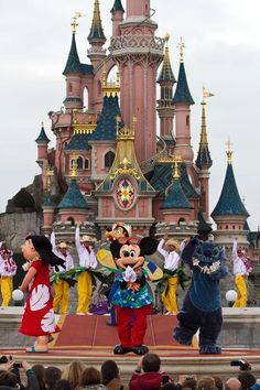Disneyland Paris - a family institution #frenchmemories