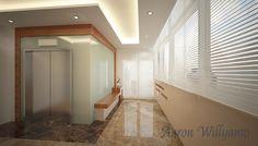 Lobby Lift Design