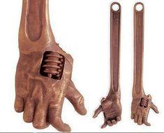 Funny and Clever Products- Hand wrench
