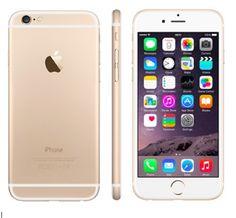 Apple iphone 6 Gold - 128GB günstig preiswert billig online kaufen ohne Vertrag unlocked